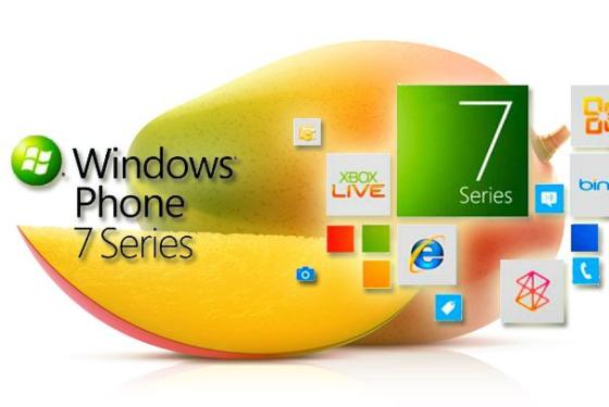 Windows Phone 7 Mango logo