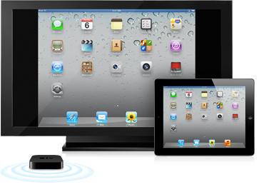 iOS5 mirroring