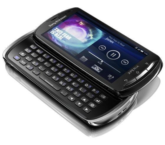 Sony Ericsson Neo Pro QWERTY phone