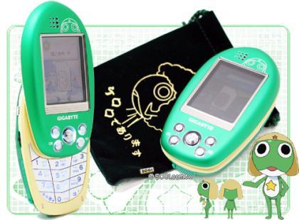 Gigabyte Kroro mobile phone