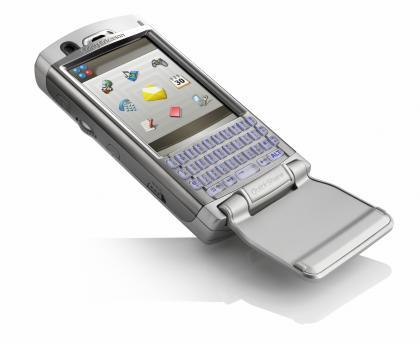 Sony Ericsson P990 smartphone