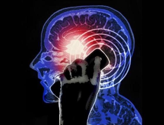 Mobile phone brain tumour