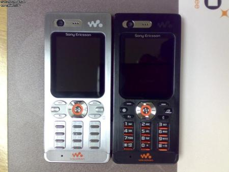 Sony Ericsson W880i, or the Sony Ericsson Ai as it's currenltly known