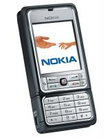 Nokia 3250 twisting music mobile phone