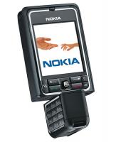 Nokia 3250 twisting music mobile phone - twisting!