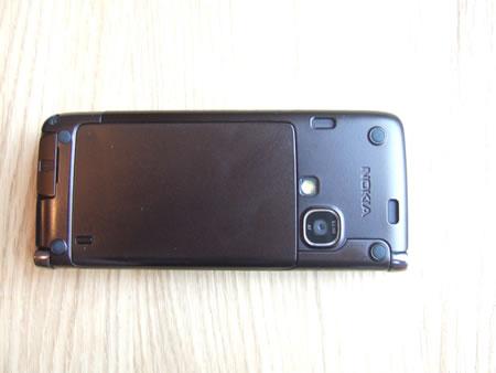 Nokia E90 Communicator\'s camera