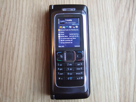 Nokia E90 closed