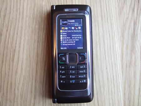 Nokia E90 closed