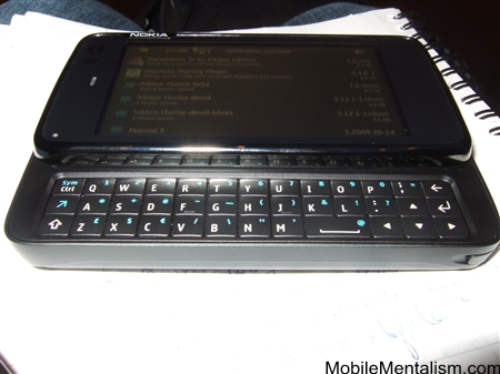 Hands-on Nokia N900 review