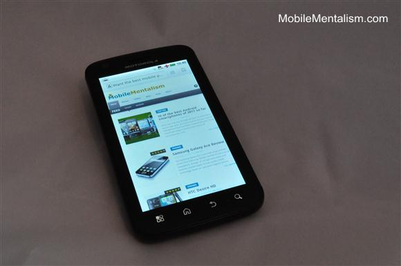 Motorola Atrix Review