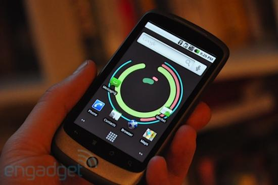 10 remarkable features of the Google Nexus One - Mobile Mentalism